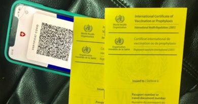 اكتشاف أكثر من 200 شهادة كوفيد مزورة.. والقبض على أربعة أشخاص في جنيف!